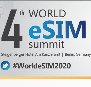 4th World eSIM Summit 2020 Logo